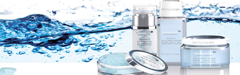 Ageless Beauty Blaue Lagune Hyaluron